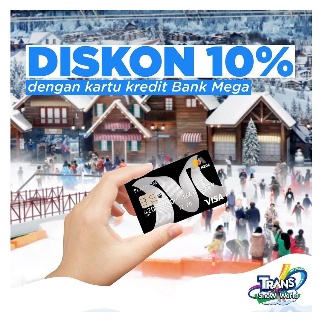 Tiket Promo Trans Snow World