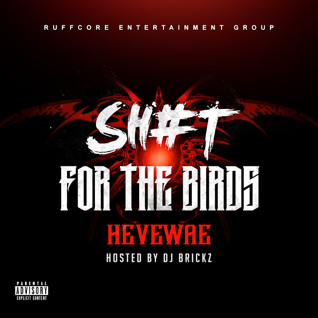 Listen to new EP by HeveWae x DJ Brickz 'Sh#t For The Birds'