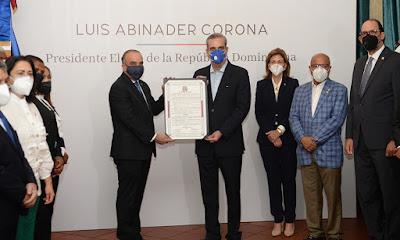 Luis Abinader  iniciará serie de reuniones con el liderazgo político nacional