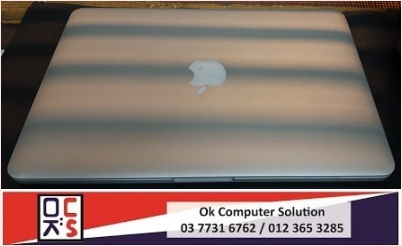 [SOLVED] NO DISPLAY MACBOOK PRO A1502 | REPAIR MACBOOK DAMANSARA 1