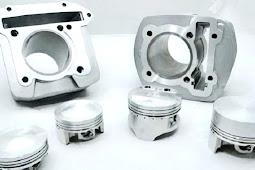 Berikut Ukuran Piston Motor Yamaha, Honda, Suzuki Dan Kawasaki
