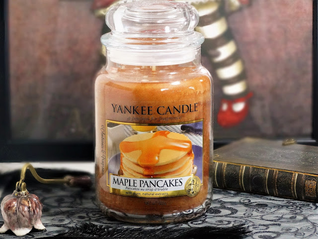 avis maple pancakes yankee candle blog bougie cocooning