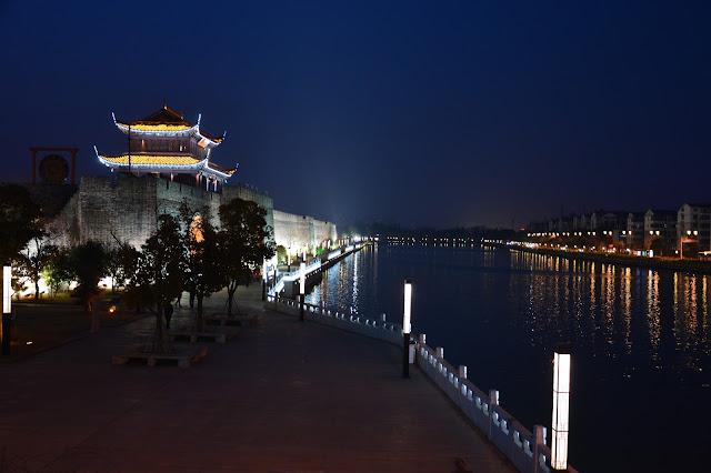 Musée de la fortification à Suzhou
