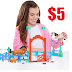 EXPIRED!!  Spirit Riding Free Training Arena 42 Piece Horse Play Set Only $5 (Reg $22.99) + Free Pickup at Walmart or Free Shipping With $35 Order