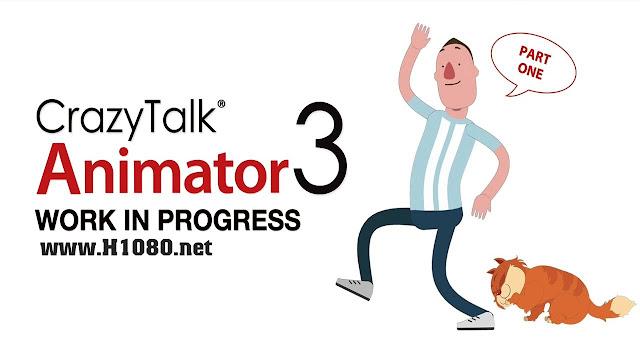 Download Crazytalk Animator 3  Full - Phần Mềm làm Phim hoạt hình
