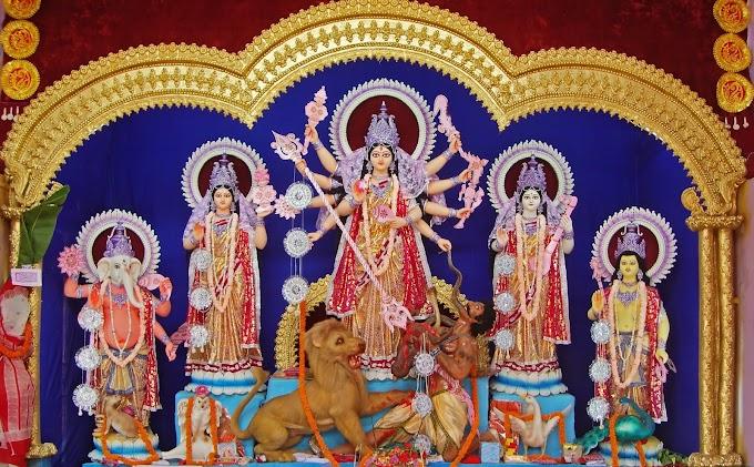 Jay Adhya Shakti Aarti Lyrics - जय आद्य शक्ति माँ जय आद्य शक्ति
