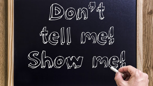 show-dont-tell