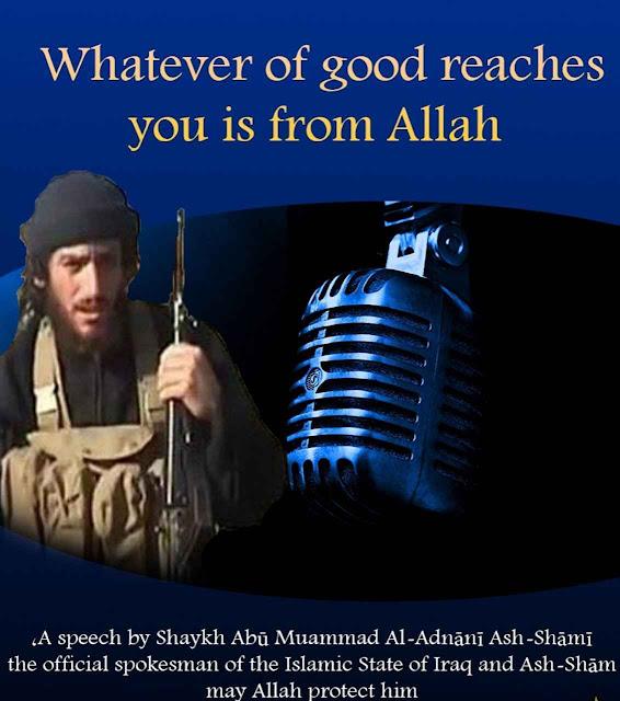 Mohammed al-Adnani foi o principal porta-voz do Estado Islâmico