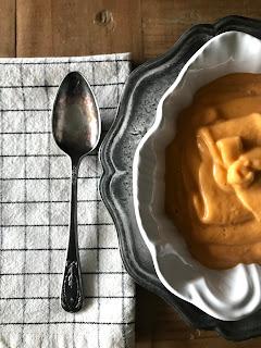 Crema de batata