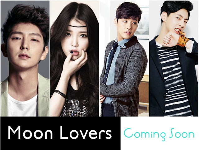 Moon Lovers Upcoming Korean Drama 2016 - Lee Jun Ki & IU