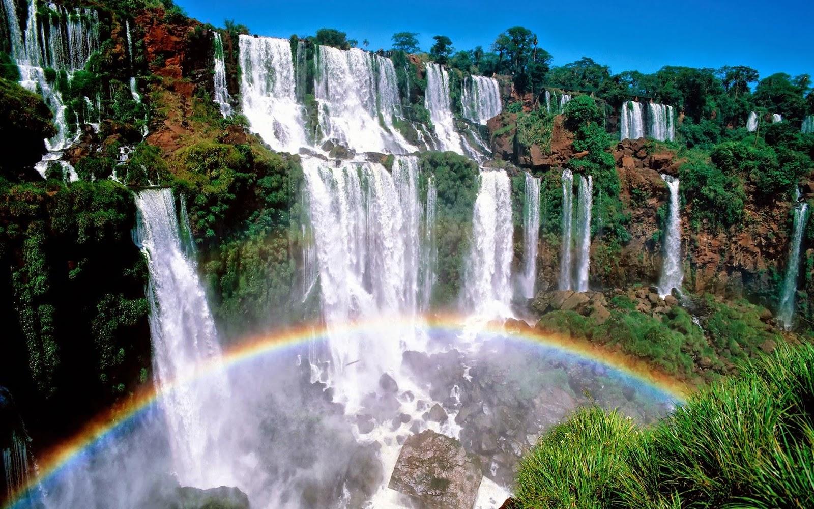 Keindahan Pemandangan Alam yang Elok  Gambar DP BBM