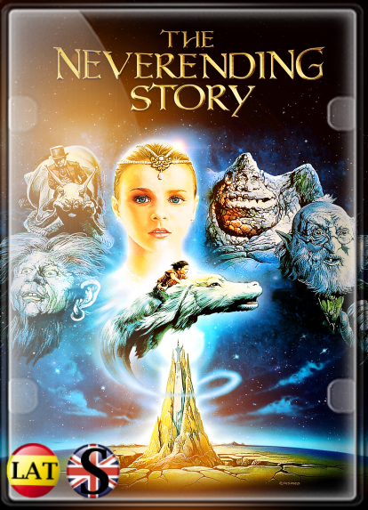 La Historia Sin Fin (1984) HD 720P LATINO/INGLES