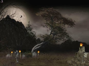animated halloween screensavers and wallpaper - photo #43