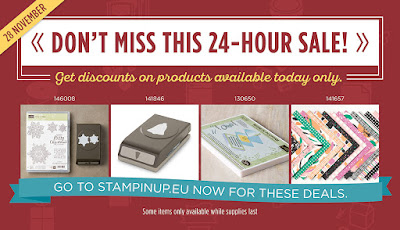 Stampin' Up! Susan Simpson Independent Stampin' Up! Demonstrator, Craftyduckydoodah!, Online Extravaganza November 2016, Big Shot special offer, Supplies available 24/7,