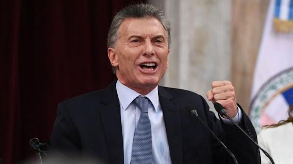 Macri, a todo o nada: en ''modo populista'', empiezan los choques con el círculo rojo