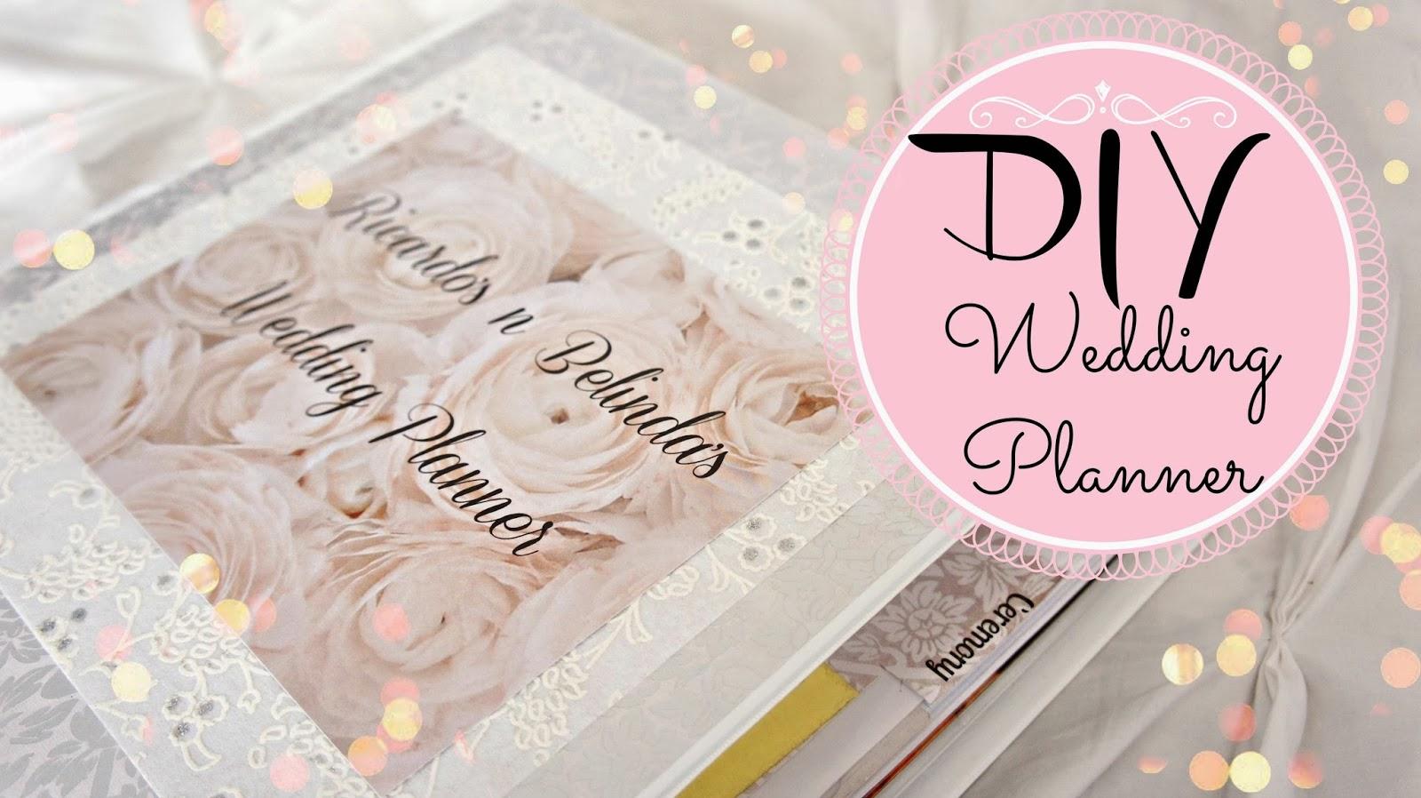 BelindaSelene: DIY Wedding Planner! Save Money, Time, and Stress!