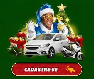 Cadastrar Promoção Prezunic Natal 2019 Carro, Motos e 1 Ano Compras Grátis