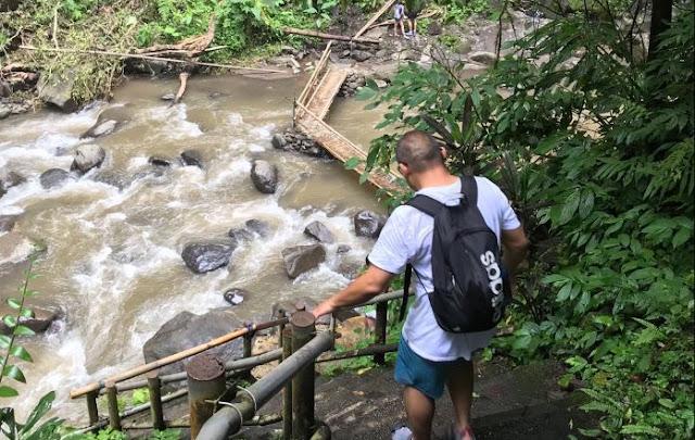 Air Terjun Nungnung : Lokasi, Kondisi rute jalan, Harga tiket masuk serta tips berwisata