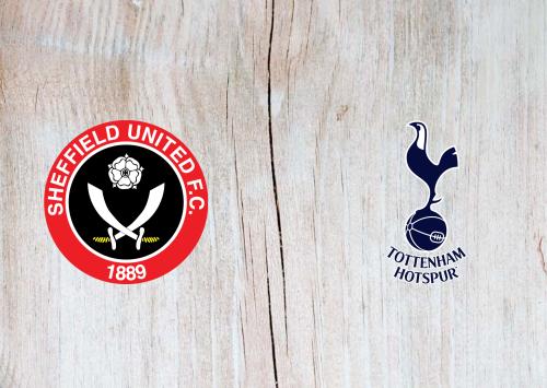 Sheffield United vs Tottenham Hotspur -Highlights 17 January 2021