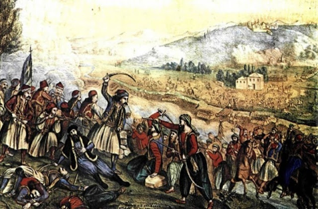 18 Μαΐου 1821: Ο Νικηταράς νικάει τους Τούρκους στα Δολιανά