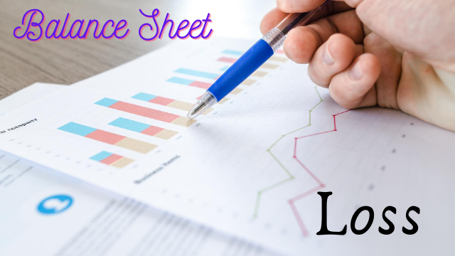 balance sheet problem upsc