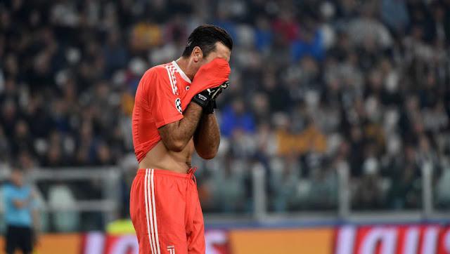 Avec sa nouvelle coupe Gigi Buffon ressemble désormais à Mohamed Henni