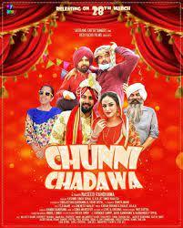 Chunni Chadawa (2021) Punajbi 720p   480p HDRip x264 450Mb   200Mb
