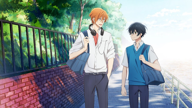 Anime 'Sasaki to Miyano' estreia em janeiro de 2022