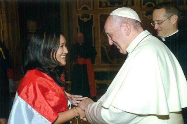 OMK Asal Indonesia Ditunjuk Vatikan Jadi Anggota Badan Penasehat Kaum Muda