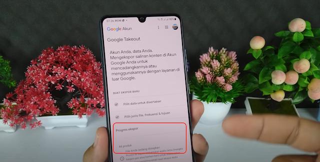 Cara Download Semua File Yang Tersimpan di Google Drive