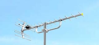jasa pasang antena tv harapan indah