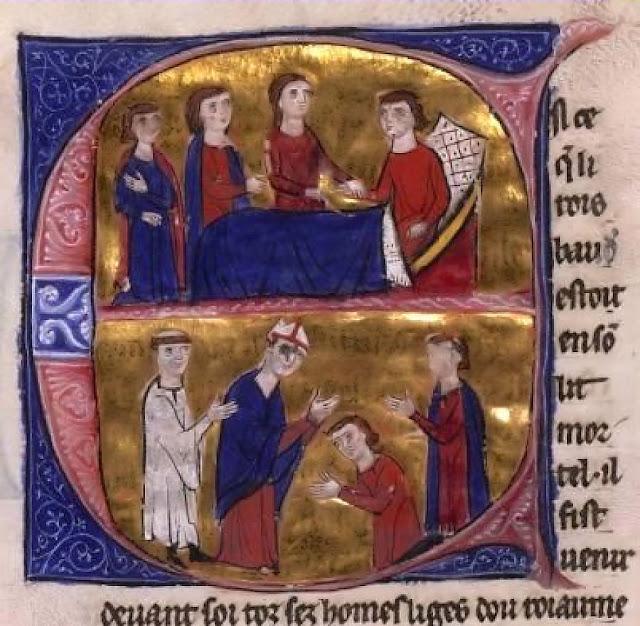 Morte de Balduíno IV