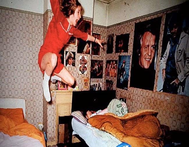 Janet Hodgson, Evil Spirit Victim