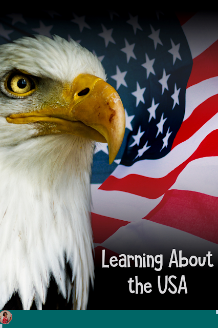 Learning About the USA: Here are several resources and freebies to help young children learn about their country in a stress and opinion free manner!