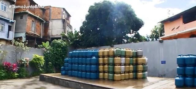 Valor do gás de cozinha dispara e passa de R$ 80 na Bahia