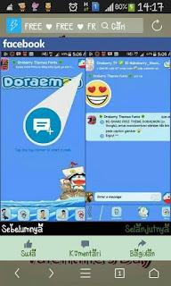 BBM Theme Doraemon Beta Version 2.8.0.21