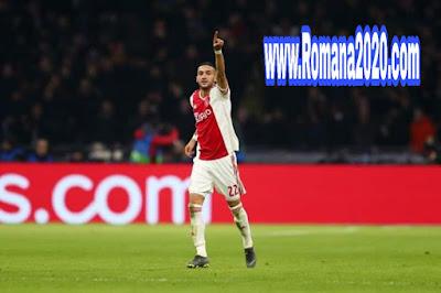 اللاعب المغربي حكيم زياش يكشف حديث لامبارد قبل التعاقد مع تشلسي الانجليزي