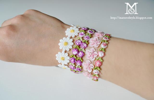 design di qualità 074c5 b40bf Tutorial] - Crea bellissimi braccialetti estivi ...