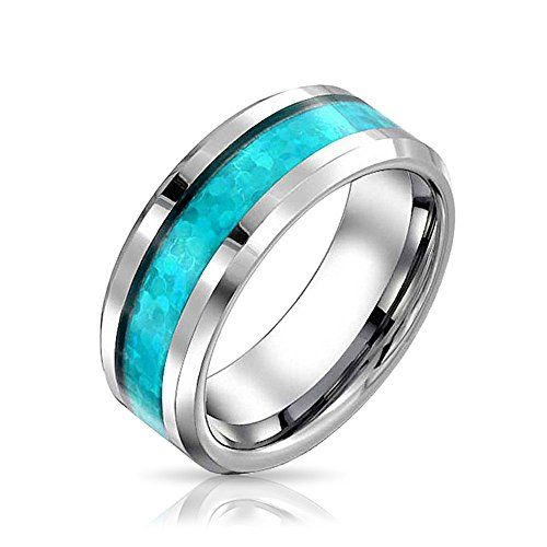 Male Wedding Rings Tungsten