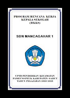 Program Kerja Kepala Sekolah (RKKS) 2016