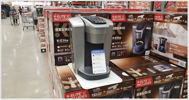 Costco Keurig Coffee Maker;