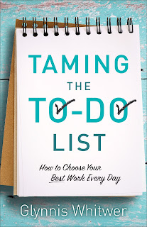 BookReview/ReadAnExcerpt Taming the To-Do List by Glynnis Whitwer