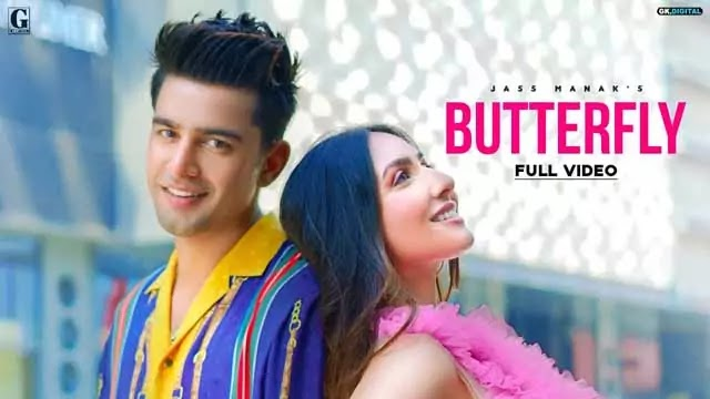 बटरफ़्लाई Butterfly Lyrics in hindi-English -Jass Manak