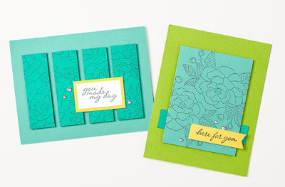 Stampin' Up! So Much Love Cards ~ www.juliedavison.com #stampinup