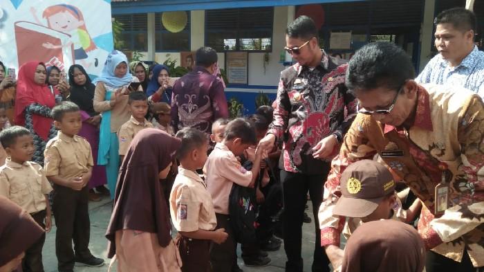 Hore...Siswa Baru SD dan SMP di Sinjai Bakal Terima Seragam Sekolah Gratis Pemkab