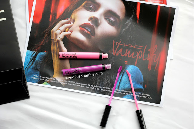 MAC Vamplify Collection NZ