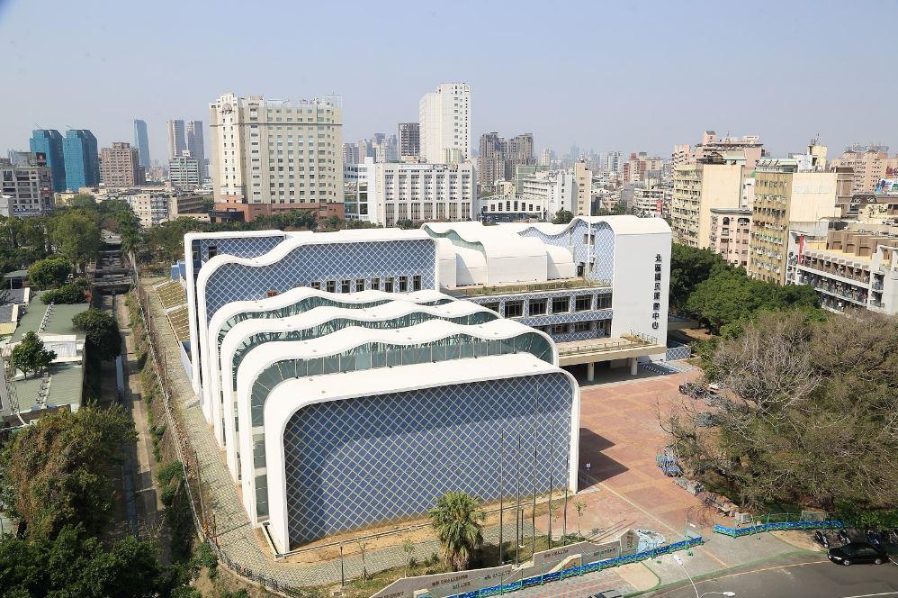 Public Building Taiwan: 【臺中市】北區國民運動中心(2017)