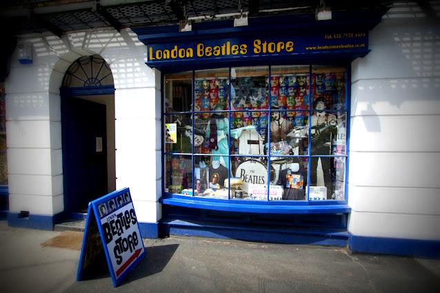 Shop-Londra