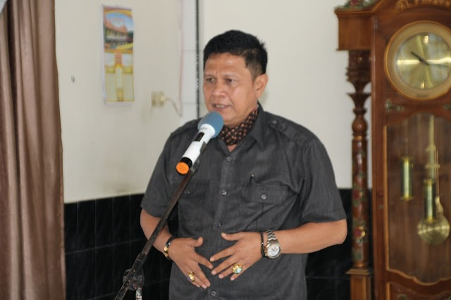 Dialog Tematik 1 Forum Keserasian Sosial Dihadiri Kabid Limjamsos  Dinas Sosial Provinsi Sumbar Irwan Basir  || dutametro