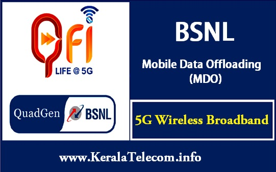 BSNL Wi-Fi Mobile Data Offloading Service: List of locations & its benefits to BSNL Mobile Customers